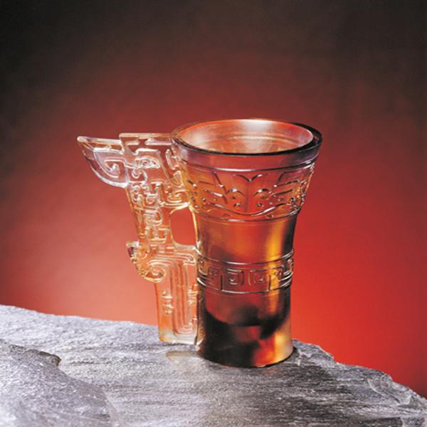 夏氏琉璃 C-032 象 牙 杯
