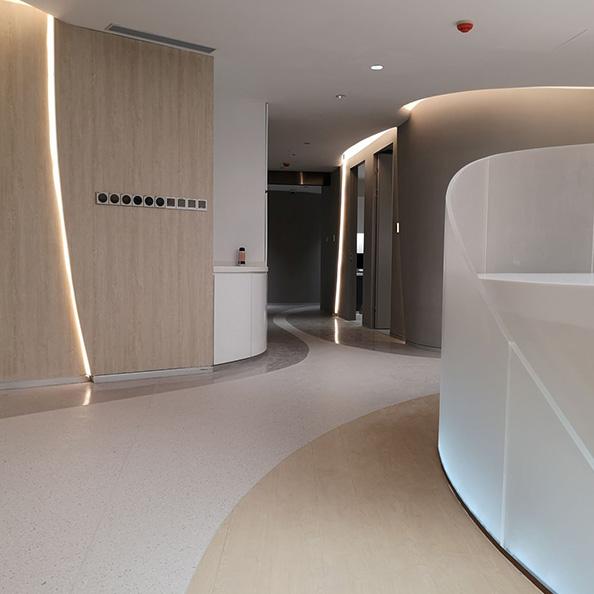 PVC地板的耐用性和优雅型