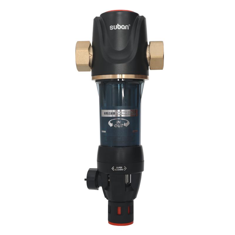反冲洗S400净水机