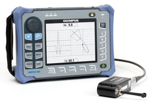 激光焊焊缝涡流检测系统