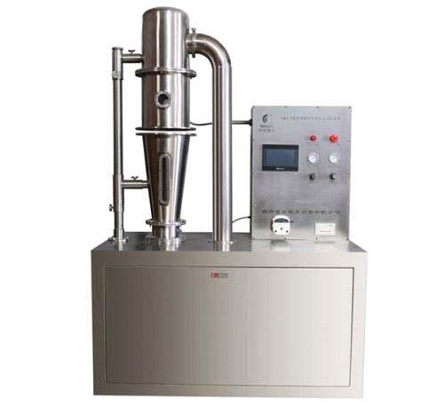 可实现自动操作的中药浸膏离心喷雾干燥机