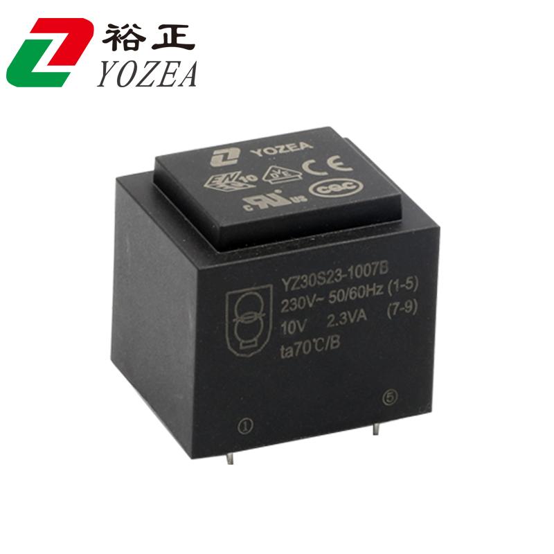 EI30  EI30/23 2.8VA 灌封变压器 VDE  CE UL