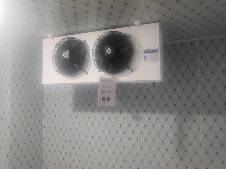 贵州冷库安装中重要配置冷风机工作的原理