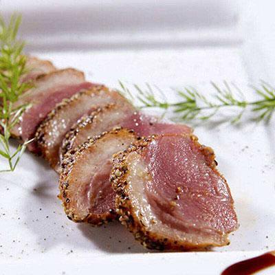 鸭胸肉怎么煮比较好吃呢