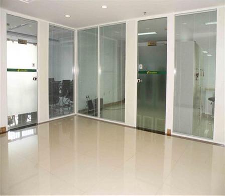 南京玻璃门价格 思念溪装修隔断玻璃门隔断 制造商一手报价