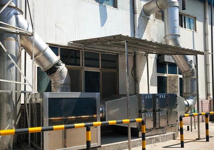 橡塑廢氣凈化解決方案