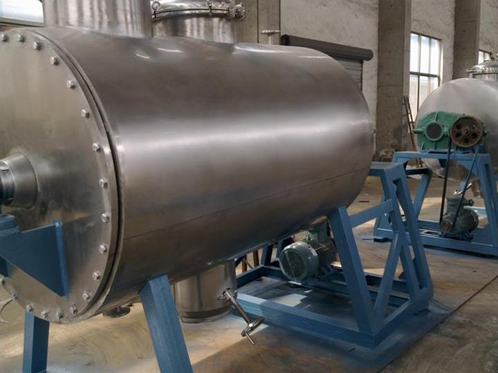 ZPG型真空耙式干燥机
