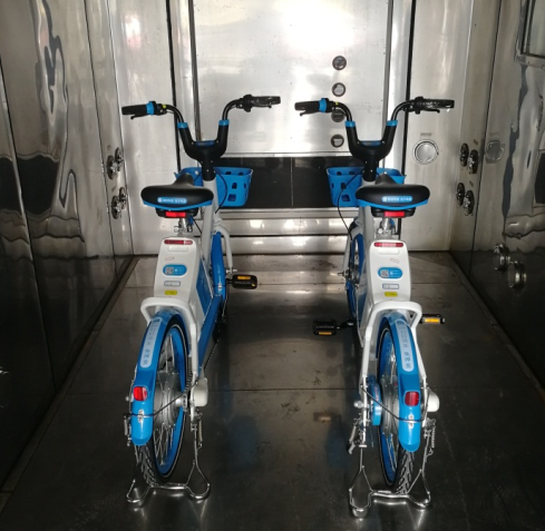 电动自行车整车环境试验