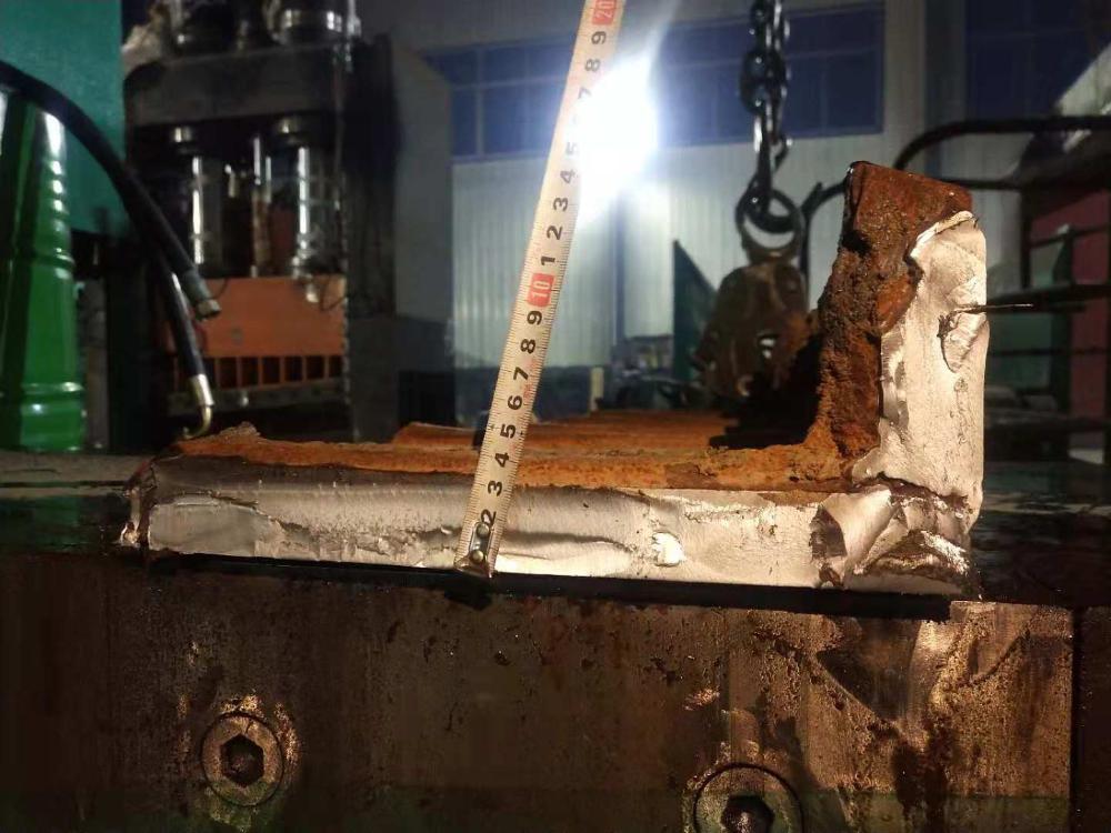 重型LD-LMJ800T型龙门液压剪切机