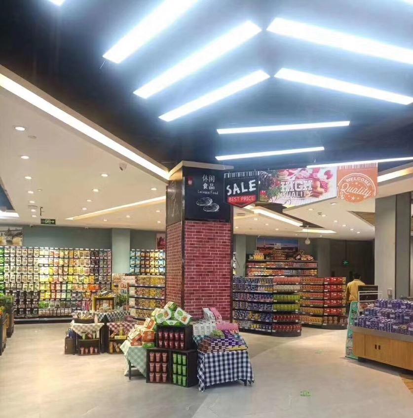 商业超市设计的作用主要体现在哪些方面?
