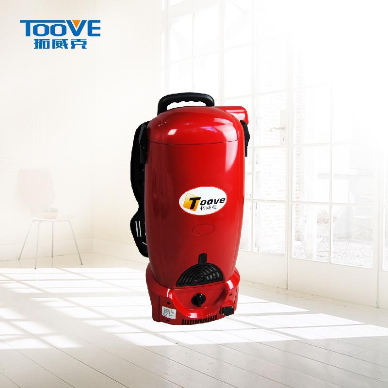 拓威克TB55DC背负式电瓶吸尘器 锂电池充电式工业吸尘器