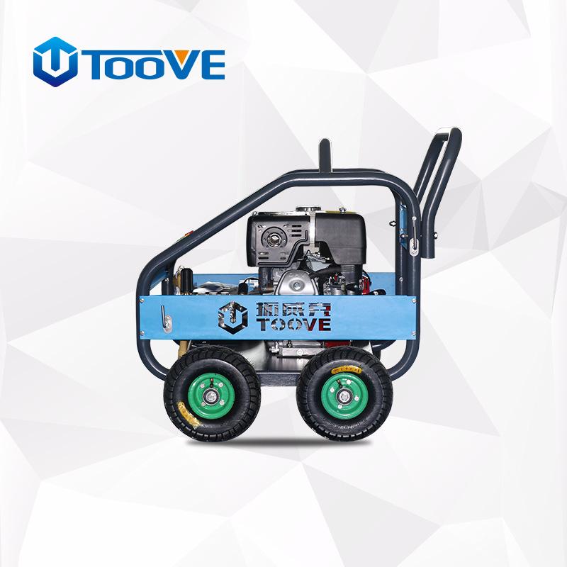 汽油驱动高压清洗机 TG20/41汽油高压清洗机厂家批发-TG20/41汽油高压清洗机