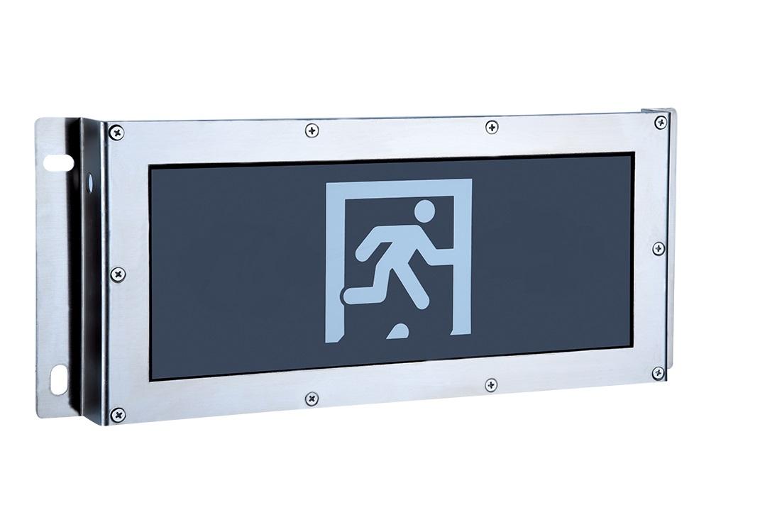 不锈钢盖防水指示灯正向