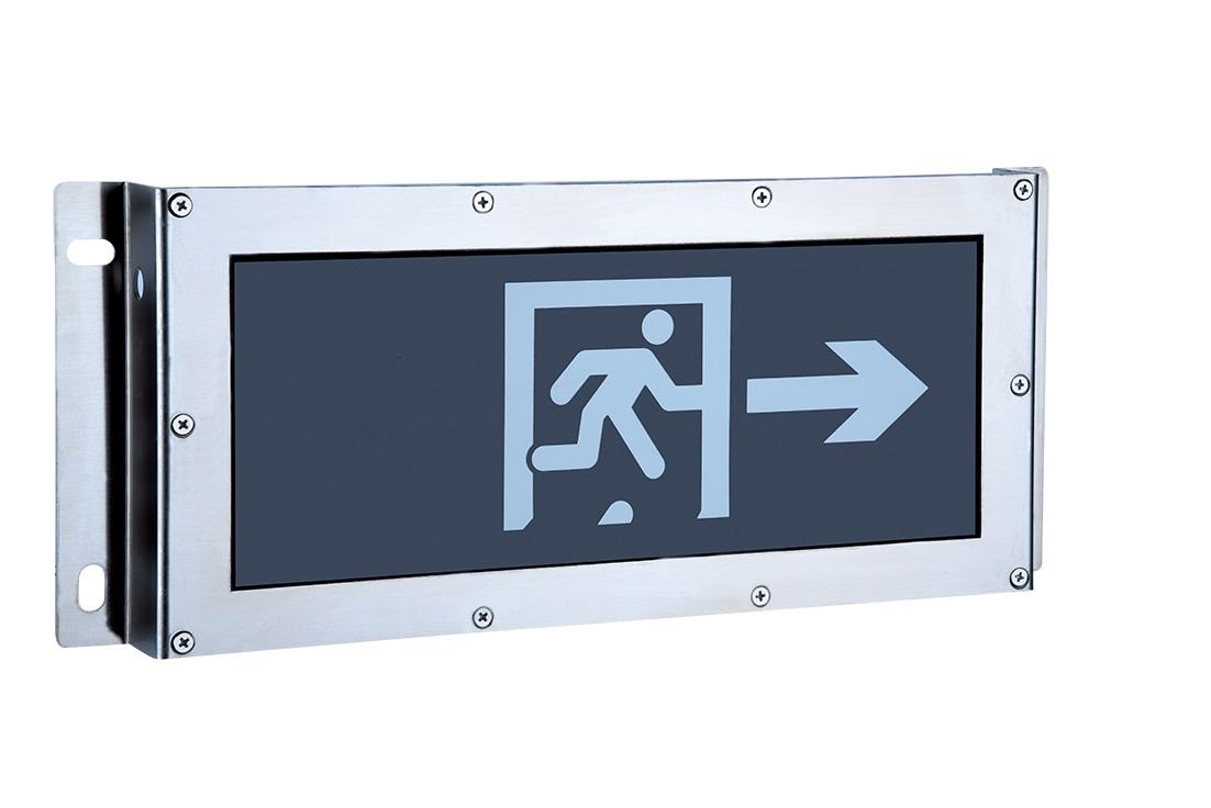 不锈钢盖防水指示灯右向