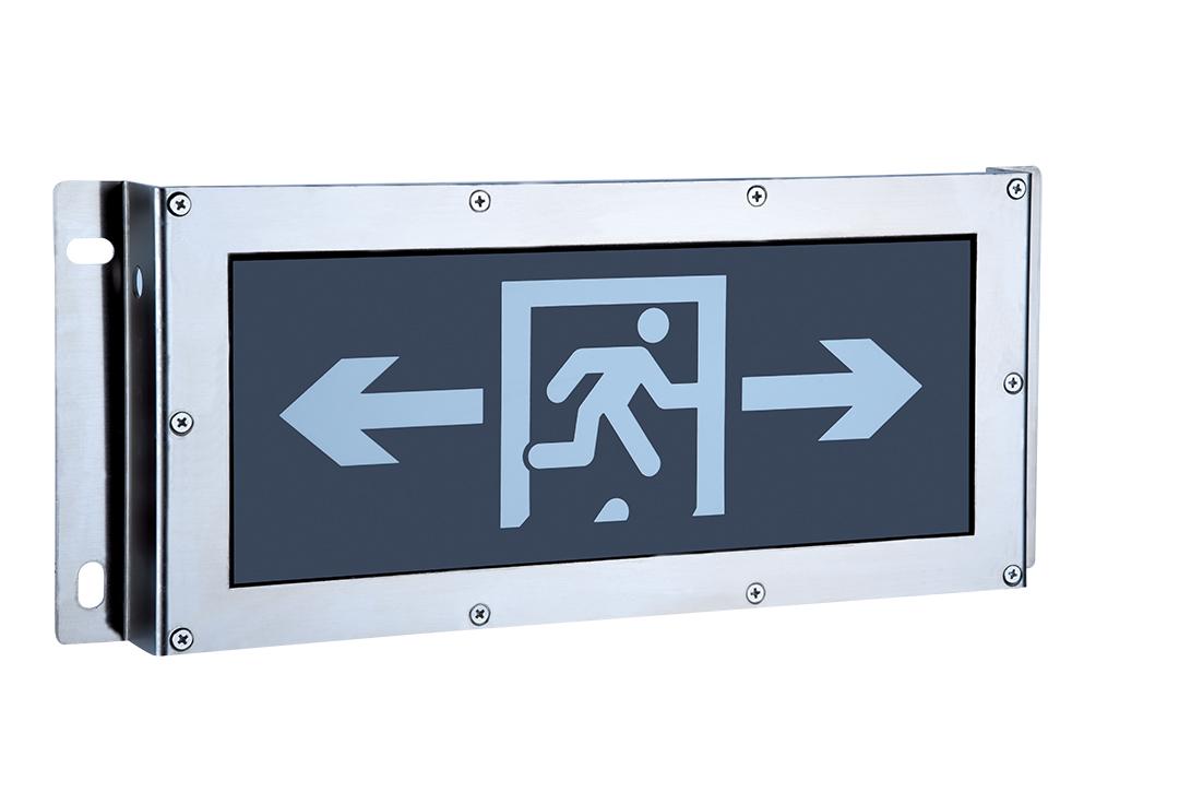 不锈钢盖防水指示灯双向