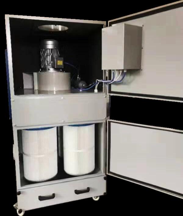 拓威克 脉冲反吹TJ-30DF/EX防爆工业集尘器 环保专用大吸力工业除尘器
