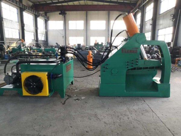 LD-450/1200型液压金属剪切机