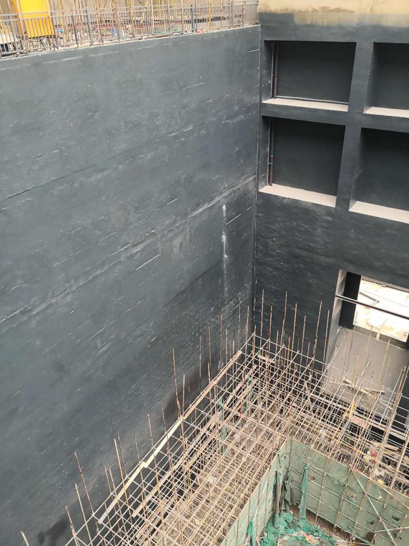 聚脲防水材料在隧道等高难度工程中的应用