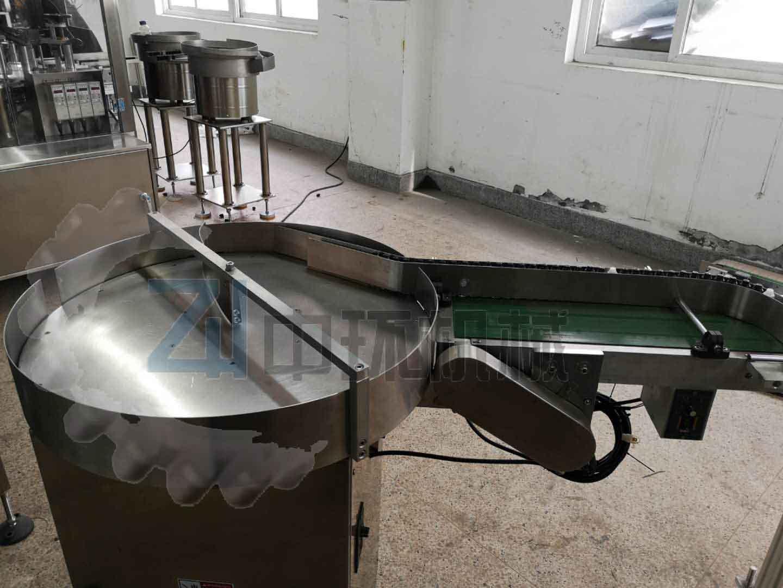 ZH-S系列转盘式收瓶机