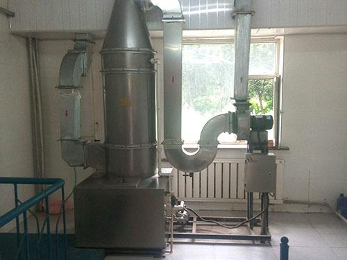 生物噴淋廢氣處理設備