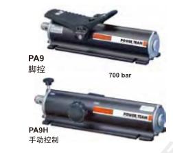 氣動液壓泵PA9