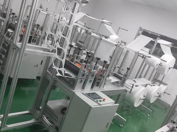 全自动KN95打片机