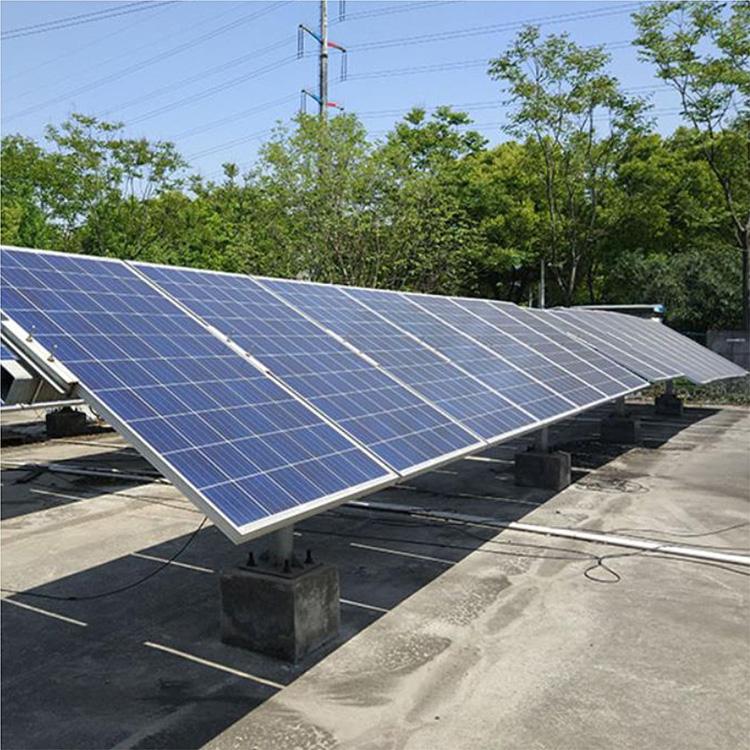 家用太阳能光伏发电 并网系统5Kw太阳能光伏发电