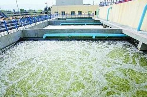紡織印染廢水主要來源及性質