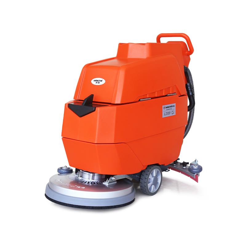 龙工LX620手推式电动洗地机