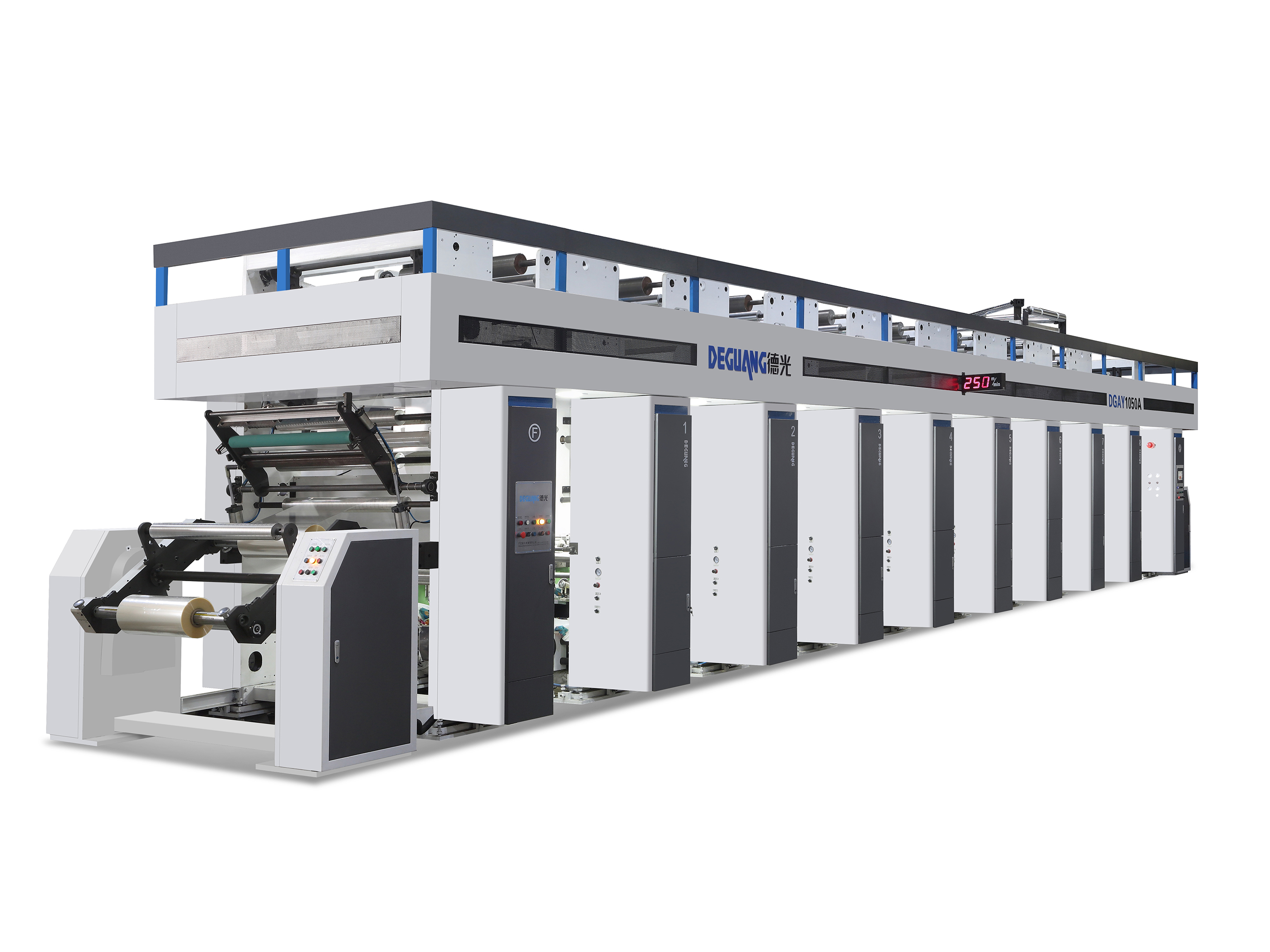 DGAY1050A高速电脑套色必威官方平台彩印机
