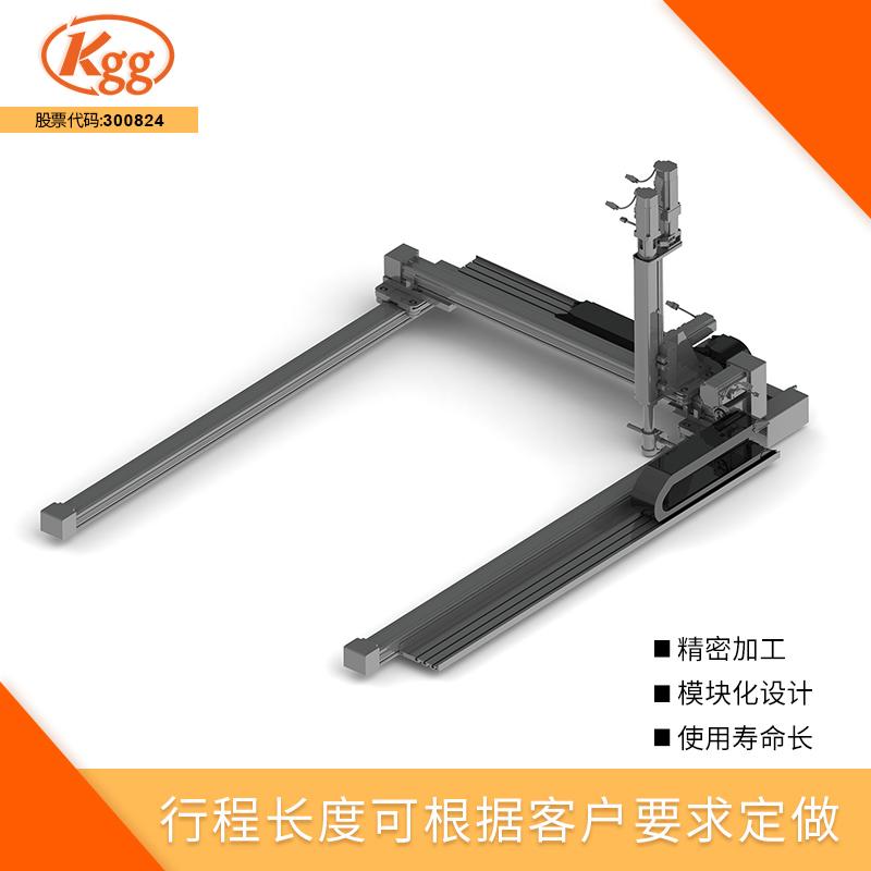 Kgg 多轴机械手 XYZP 512-H 三轴悬臂 H龙门 直线滑台 线性模组 精密对位平台 厂家非标定制