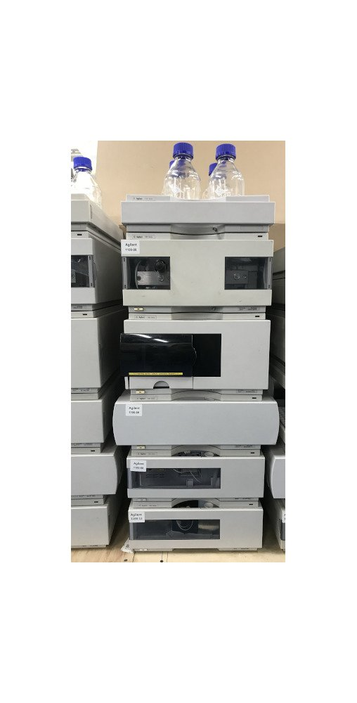 二手质谱仪 Agilent-HPLC-1100series