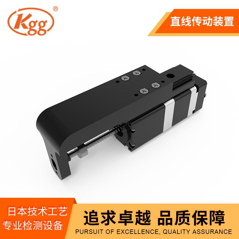 Kgg 微型电动直线传动装置 SL28  线性模组  直线滑台 高速静音 精密对位平台 厂家非标定制