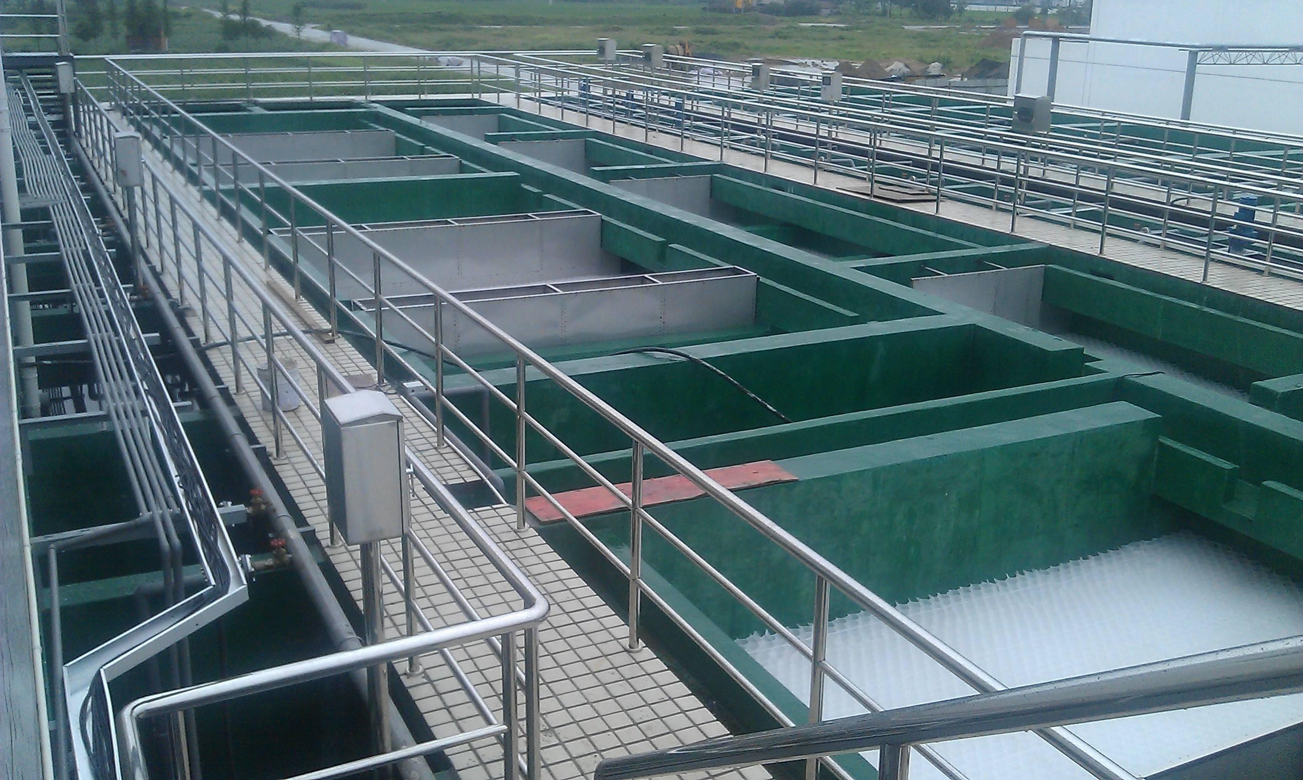 绿禾盛浅析化工废水影响范围