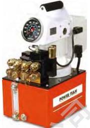 美国SPX液压电动PE55扭力扳手专用泵