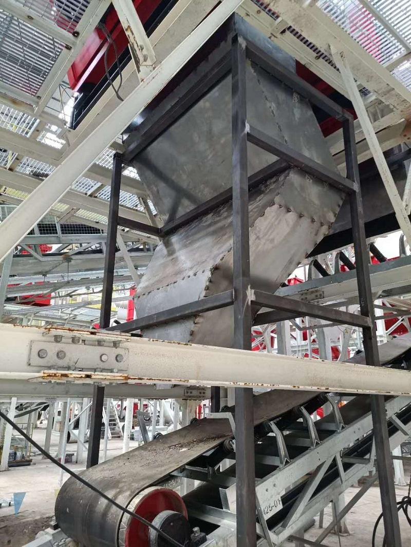嘉兴鼎实机械钣金焊接安装高质量施工进行中