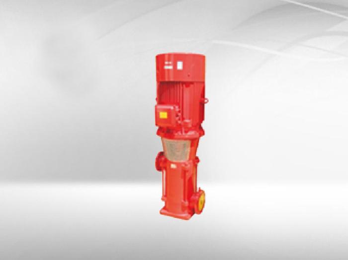 立式多级消防泵 DL