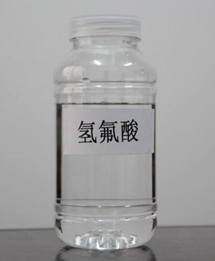 氢氟酸 - 酸类