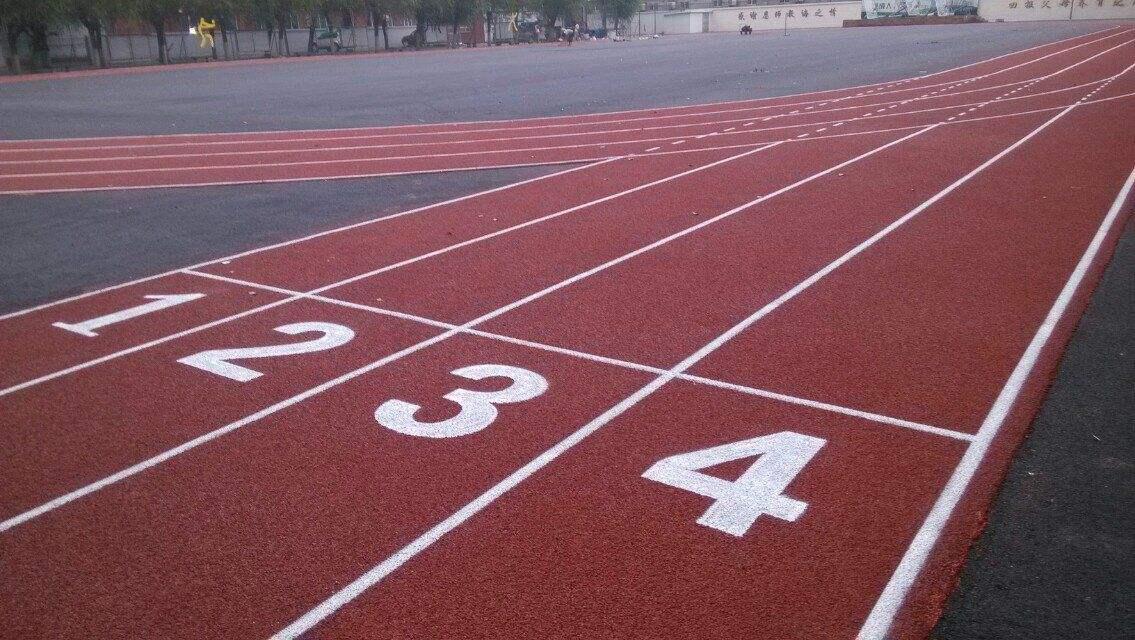 上海塑胶跑道厂家告诉你塑胶跑道有哪些好处!