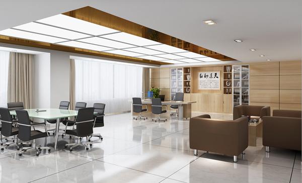 上海通讯设备公司洽谈室
