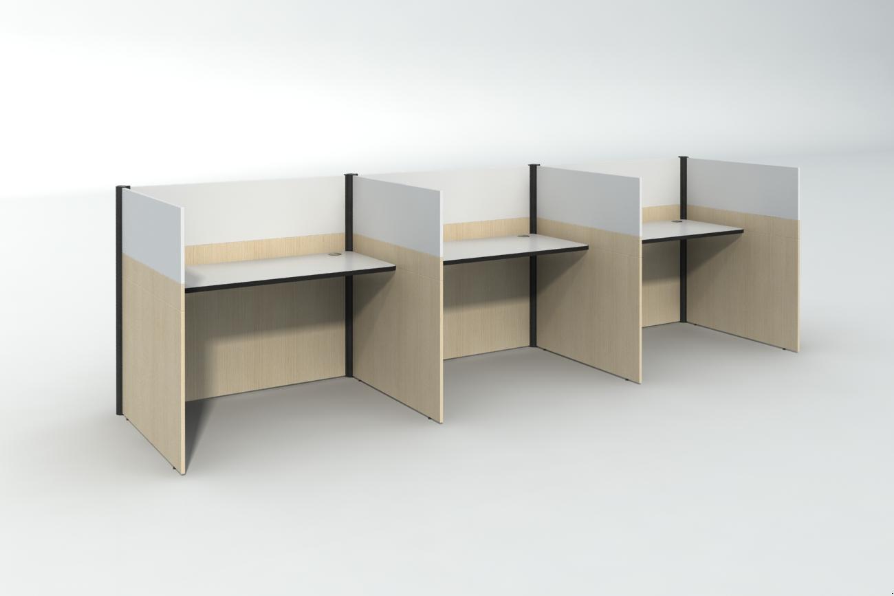 学校电脑桌