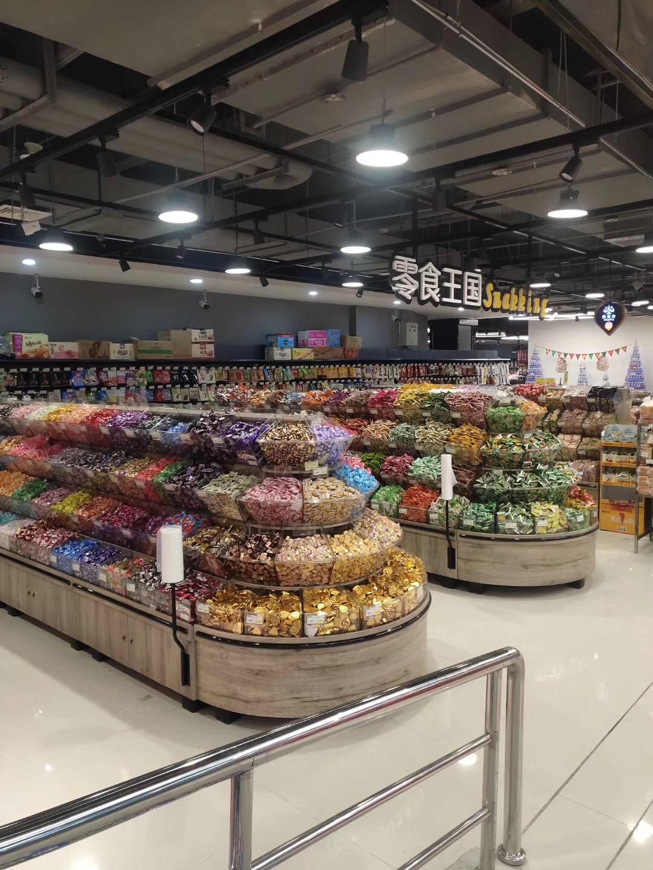 超市布局设计