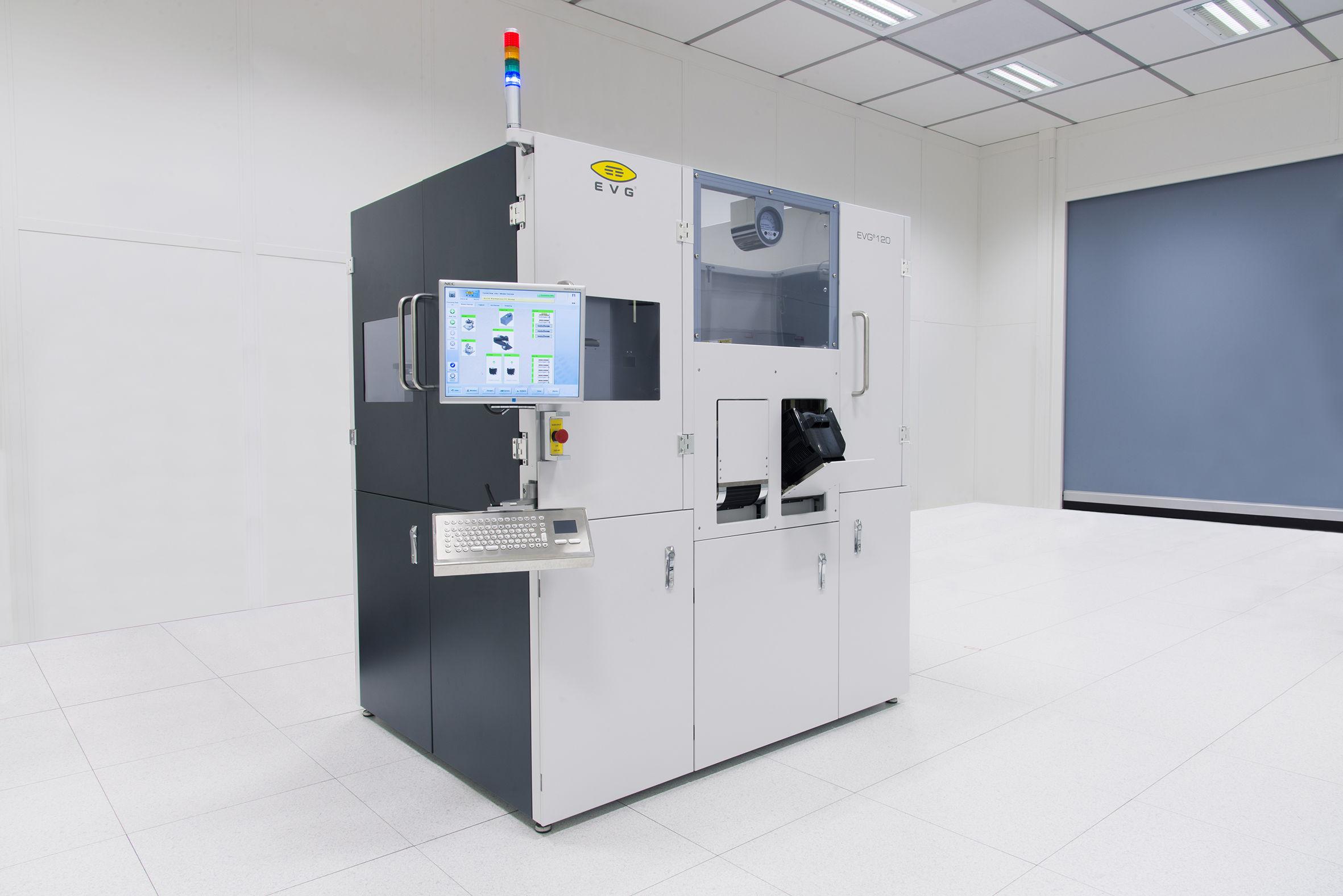 EVG120抗蚀剂处理机