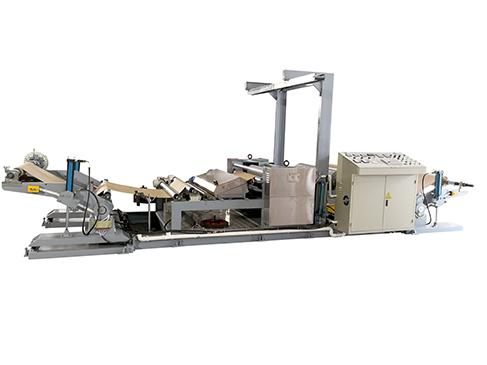 YW-1150B特種紙蒸汽過濕壓紋復卷機