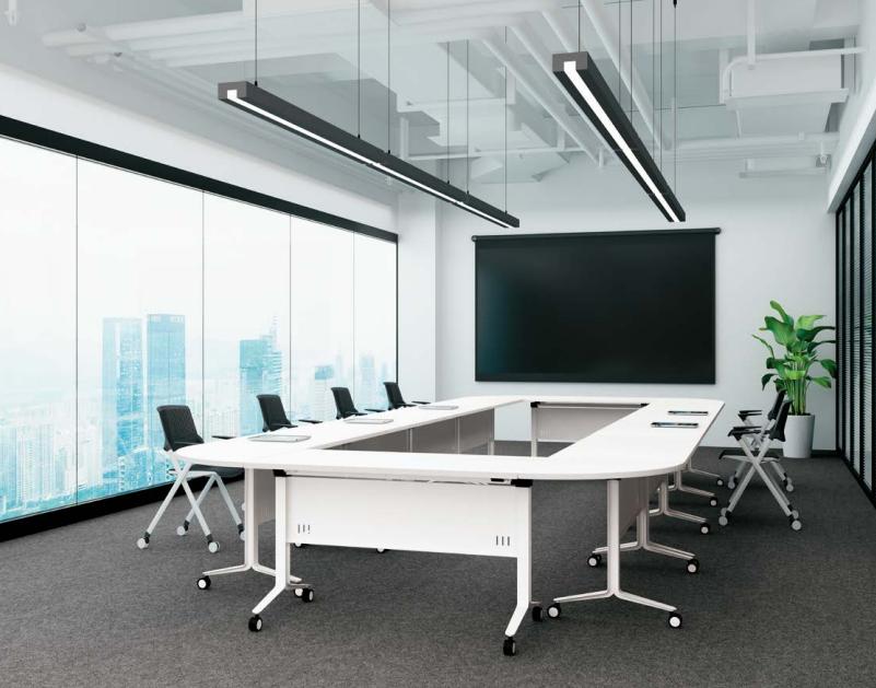 培训桌,折叠培训桌,组合培训桌-EC-01