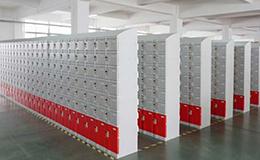 学校储物柜abs塑料更衣柜员工柜厂家直销-GD-01
