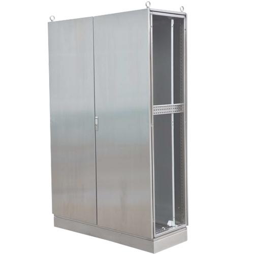 不锈钢并柜