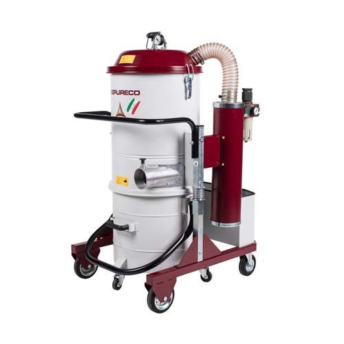 气动防爆工业吸尘器 AC 65|AC 100 大功率车间吸尘设备