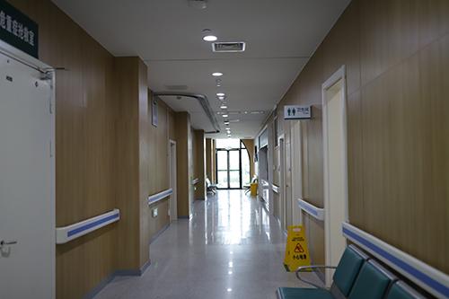 吴兴区医 院门诊大厅