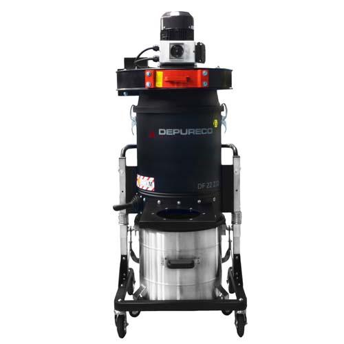 DF 22 ATEX Z22 II3GD 三相电工业吸尘器 大功率气动防爆吸尘机